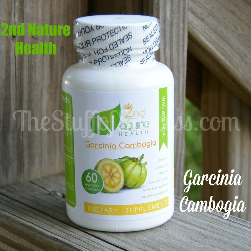 2nd Nature Health Garcinia Cambogia