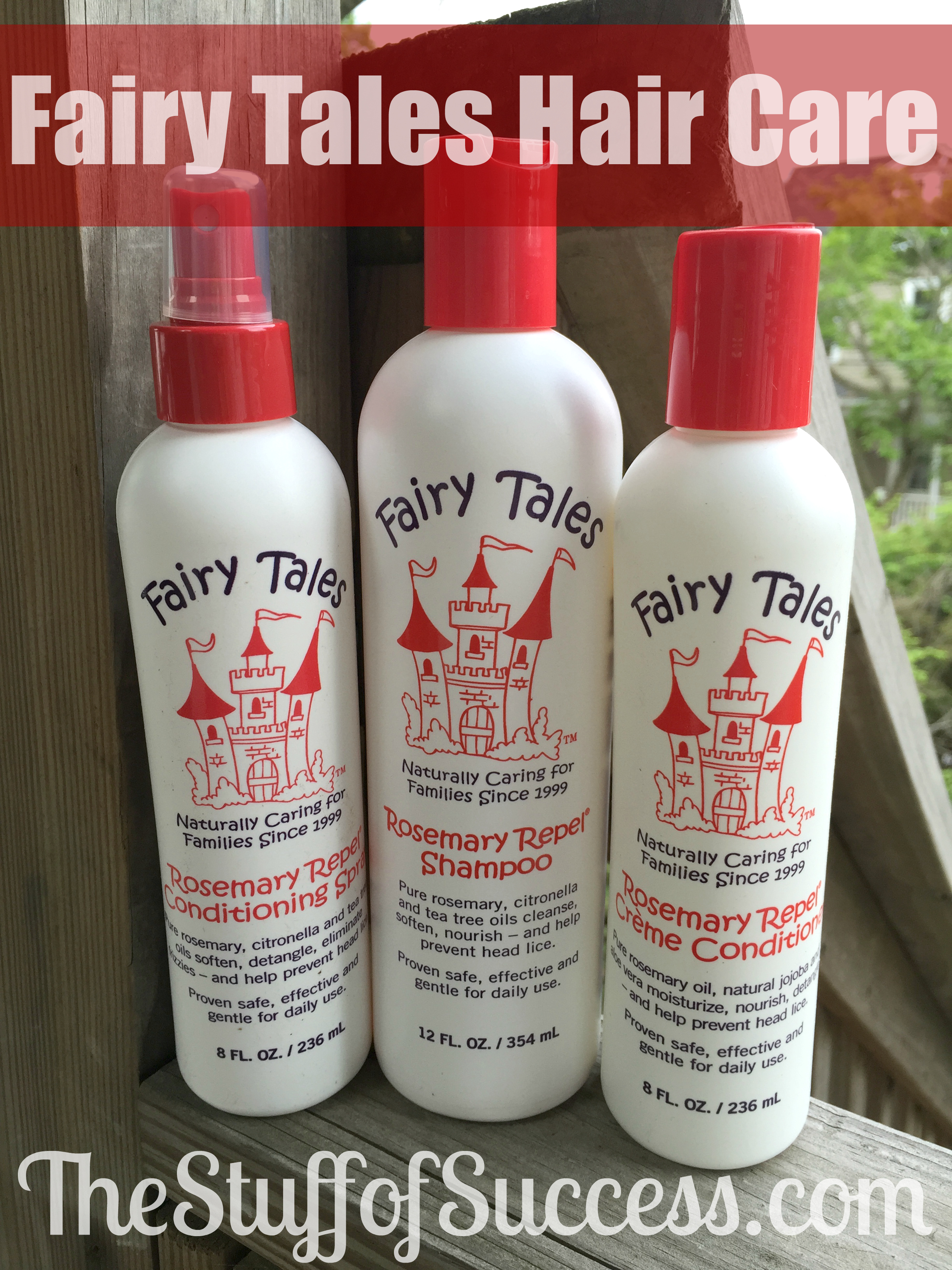 Fairy tales hair care coupon