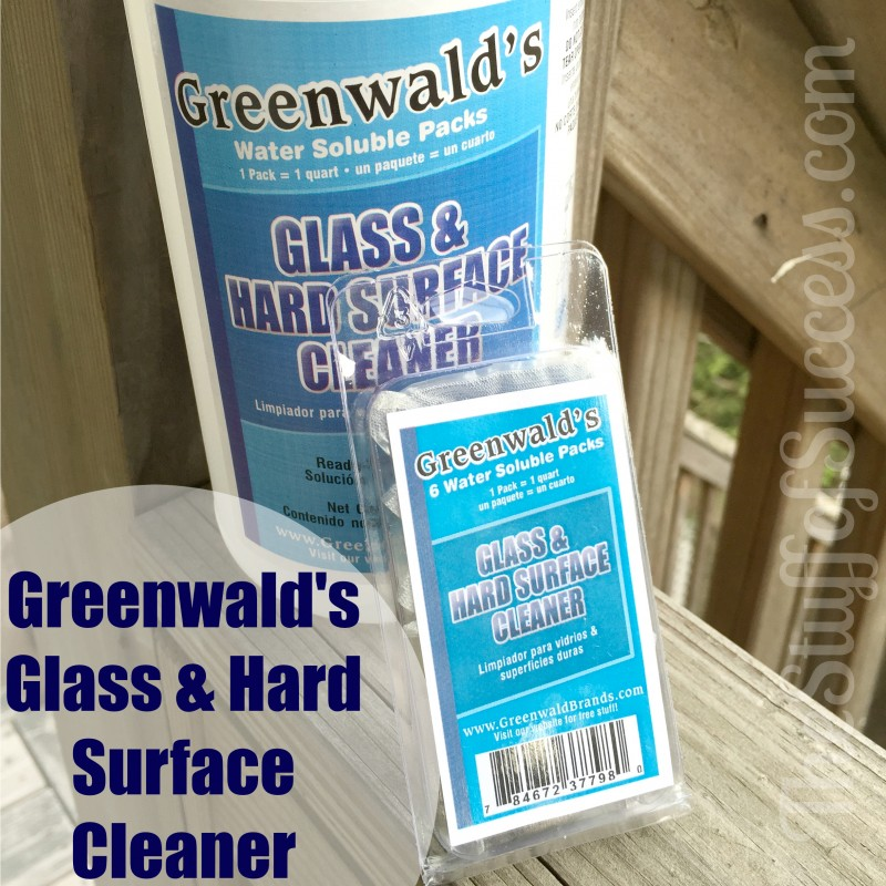 Greenwalds Glass and Hard Surface Cleaner