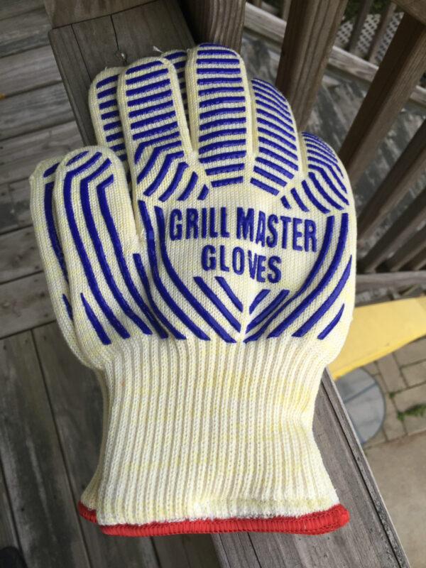 Grillmaster Gloves 1