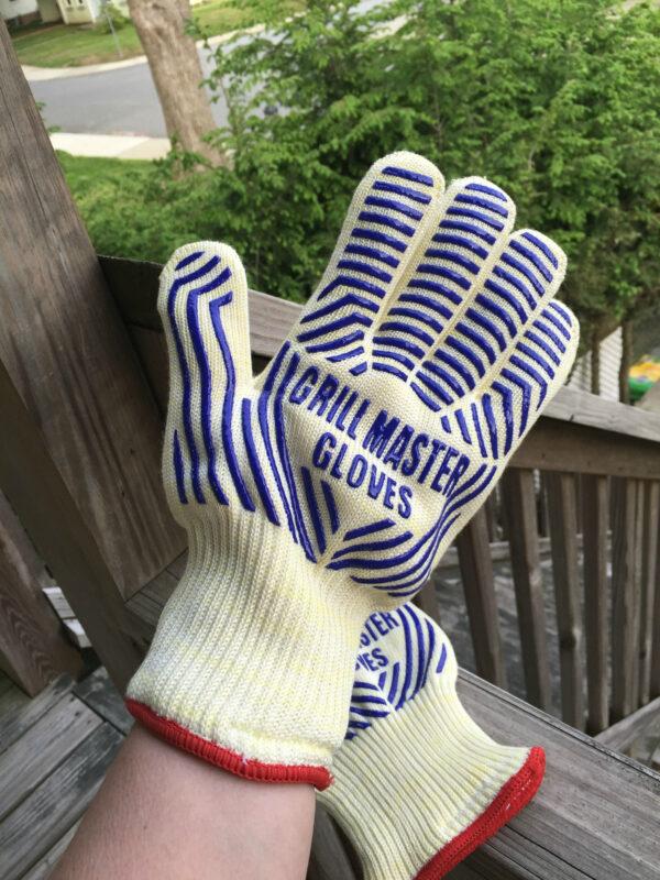 Grillmaster gloves 2