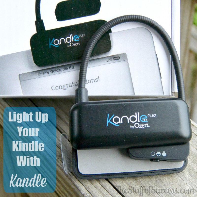Light Up Your Kindle With Kandle