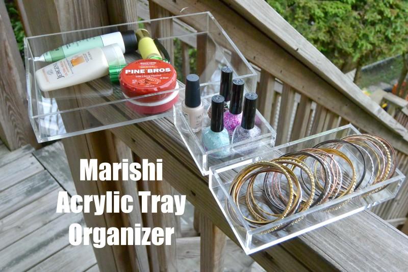 Marishi Acrylic Tray Organizer