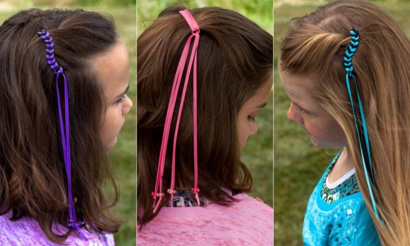My Ribbon Barrette Maker Girls
