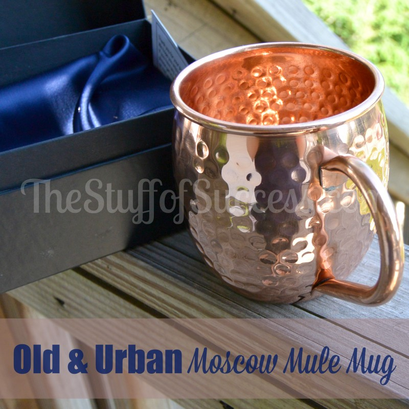 Old and Urban Moscow Mule Mug