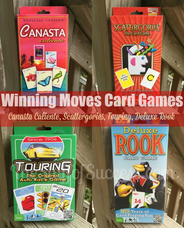 Winning Moves Card Games