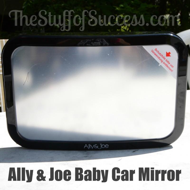 Ally and Joe Baby Car Mirror