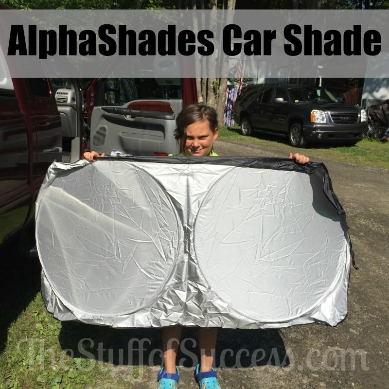 Alphashades Car Shade
