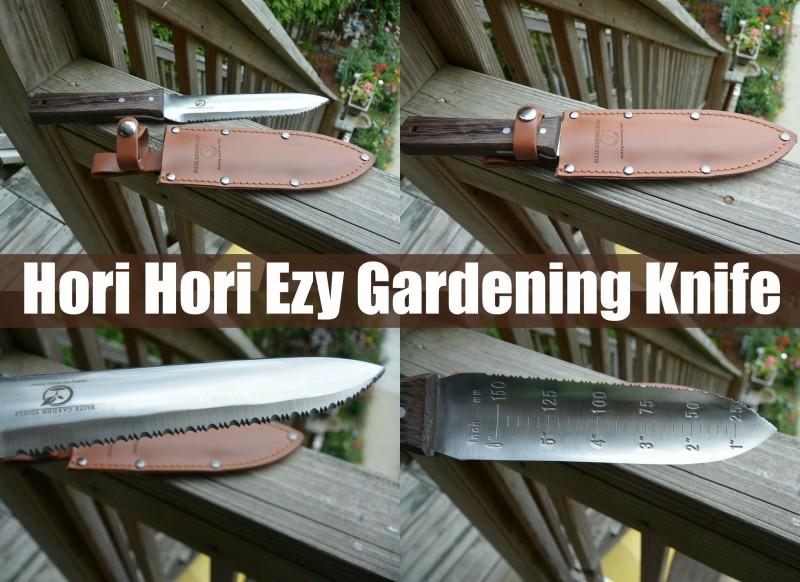 Ezy Garden Knife