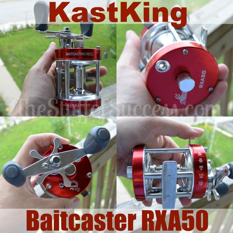 KastKing Baitcaster RXA50