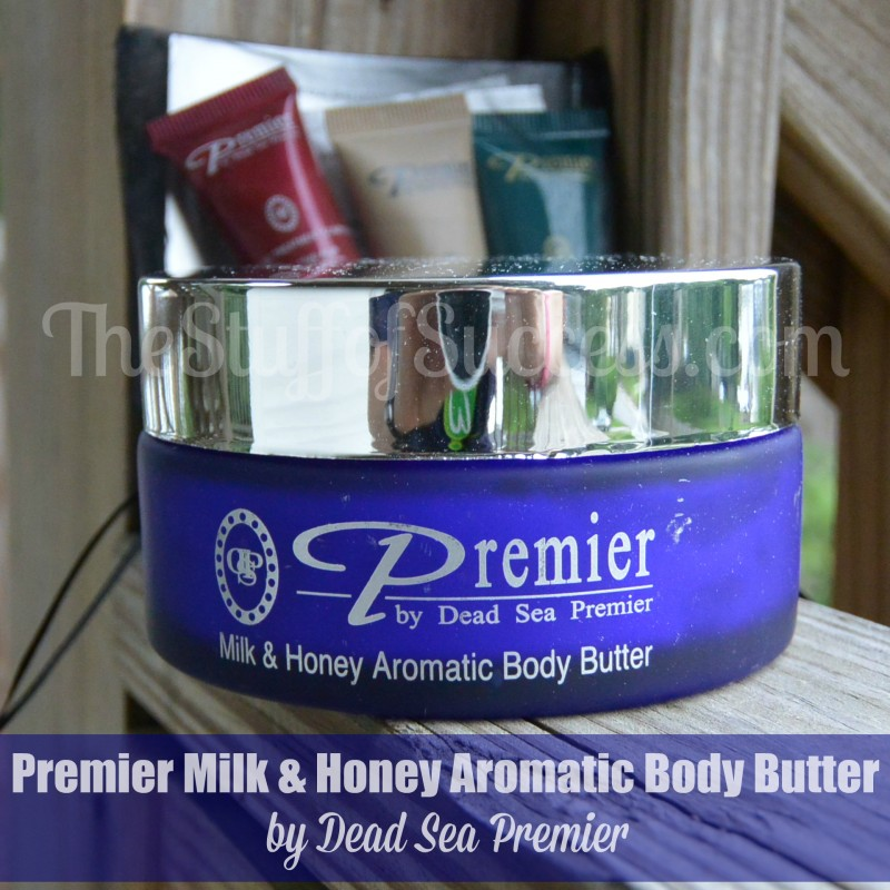 Premier Milk and Honey Aromatic Body Butter