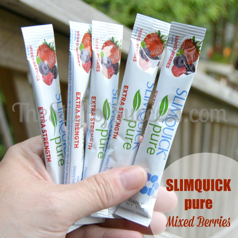 Slimquick Pure Mixed Berries