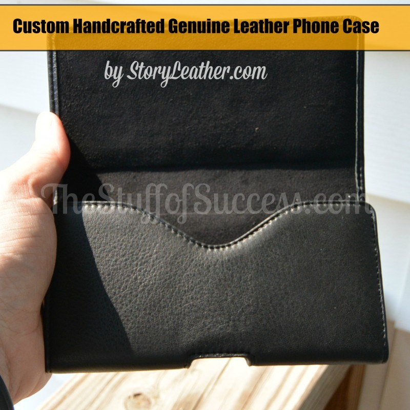 StoryLeather Phone Case