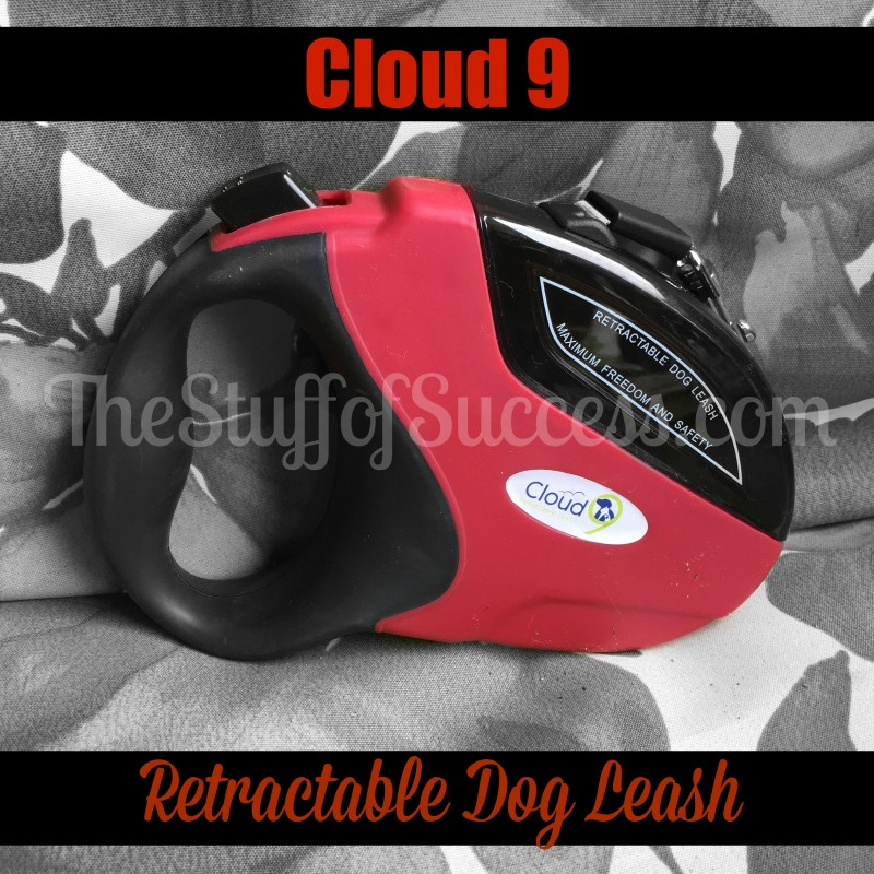 loud 9 Retractable Dog Leash