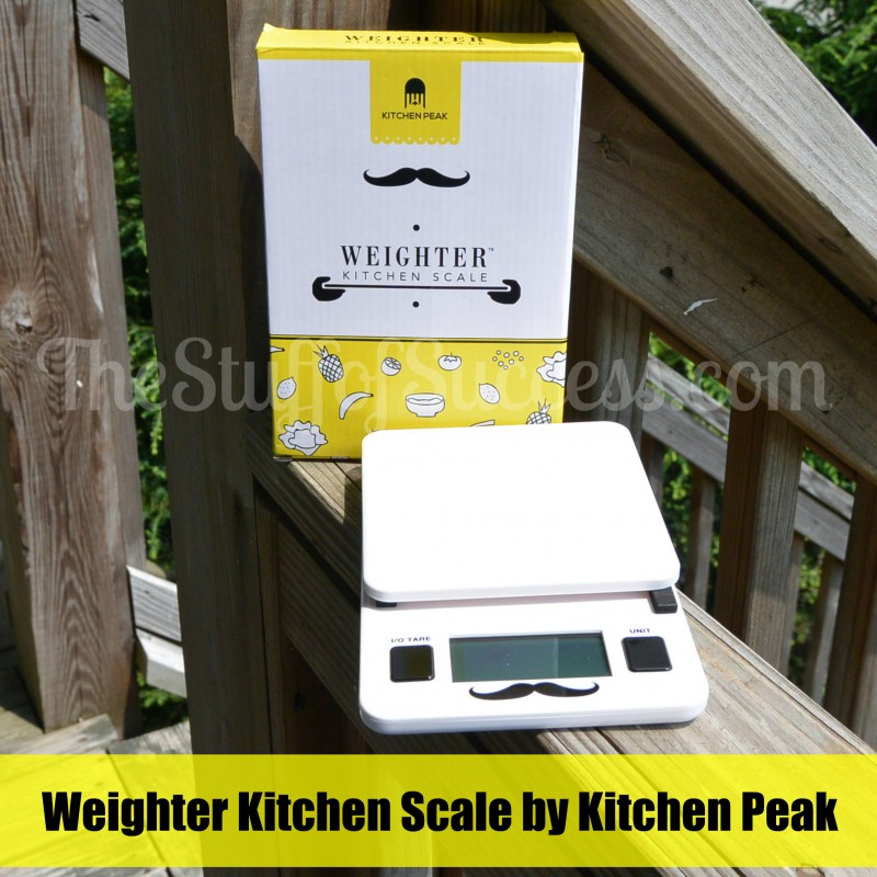 weighter kitchen scale by kitchen peak
