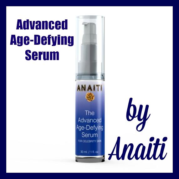 Advanced Age Defying Serum by Anaiti