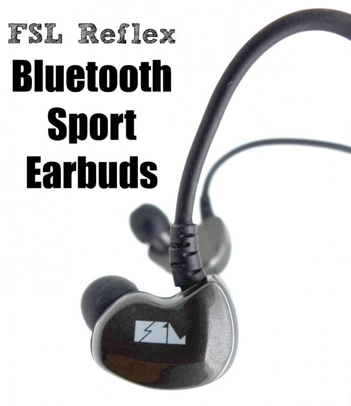 FSL Reflex Bluetooth Sport Earbuds