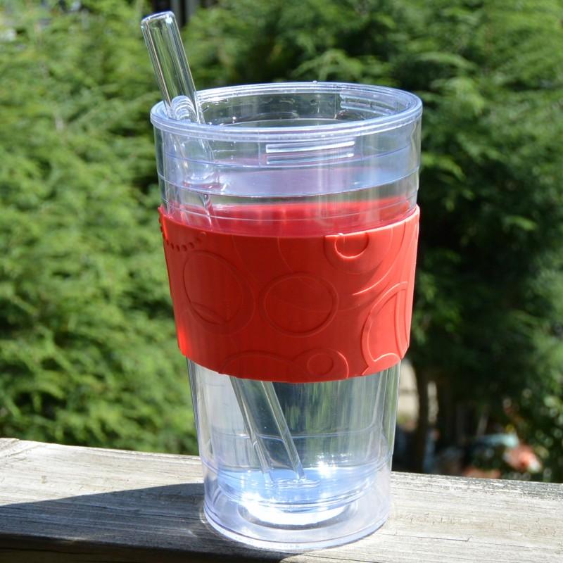 Glass Dharma in Tumbler