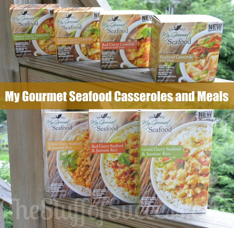 My Gourmet Casseroles and Meals