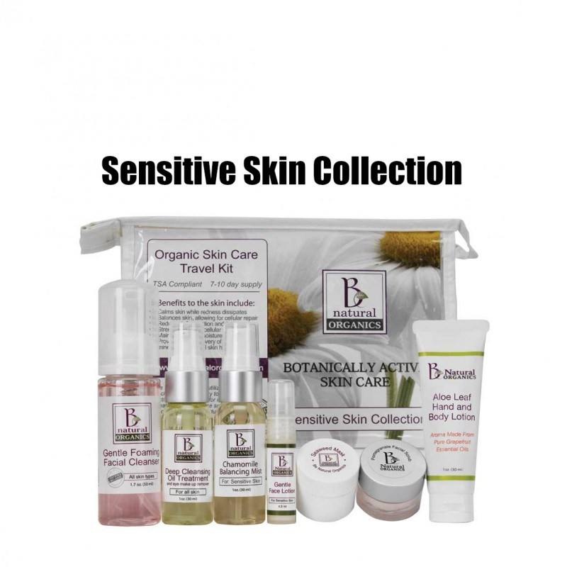 Sensitive Skin Collection