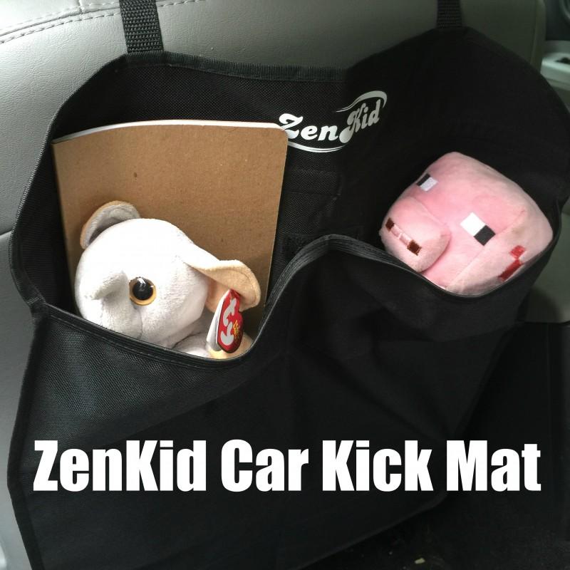 ZenKid Car Kick Mat