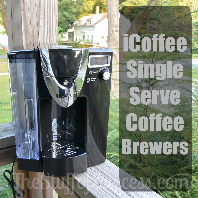iCoffee Single Serve Coffee Brewers