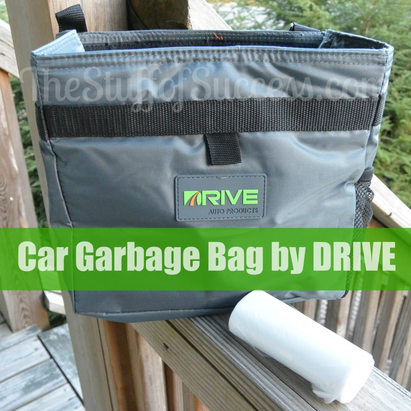 Car Garbage Bag by DRIVE