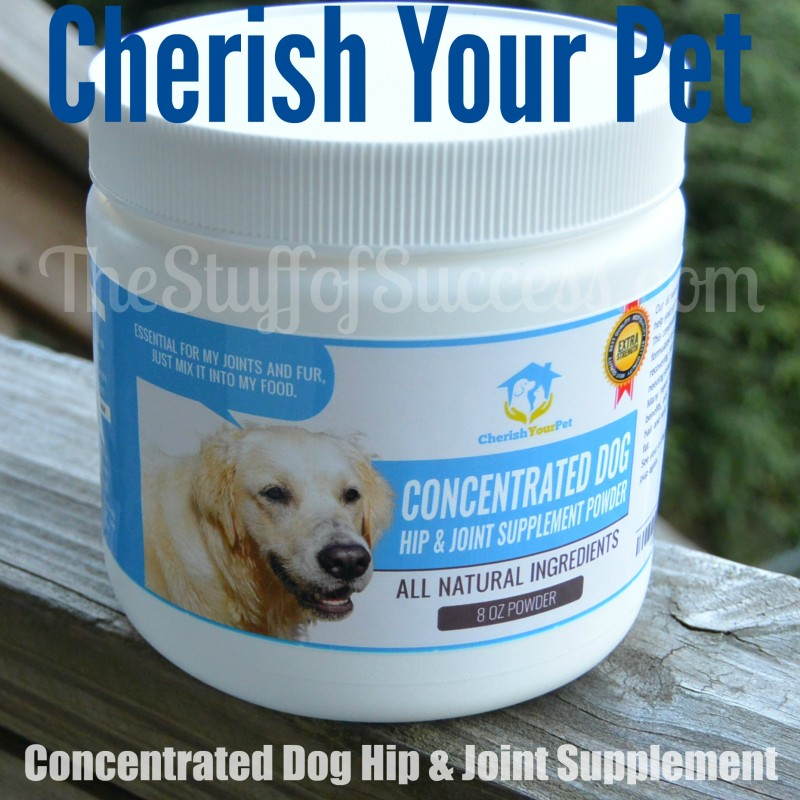 Concentrated Dog Hip & Joint Supplement