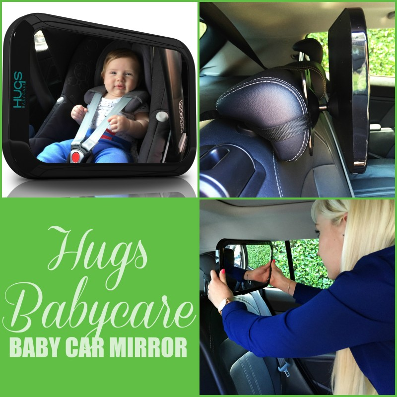 Hugs Babycare BABY CAR MIRROR