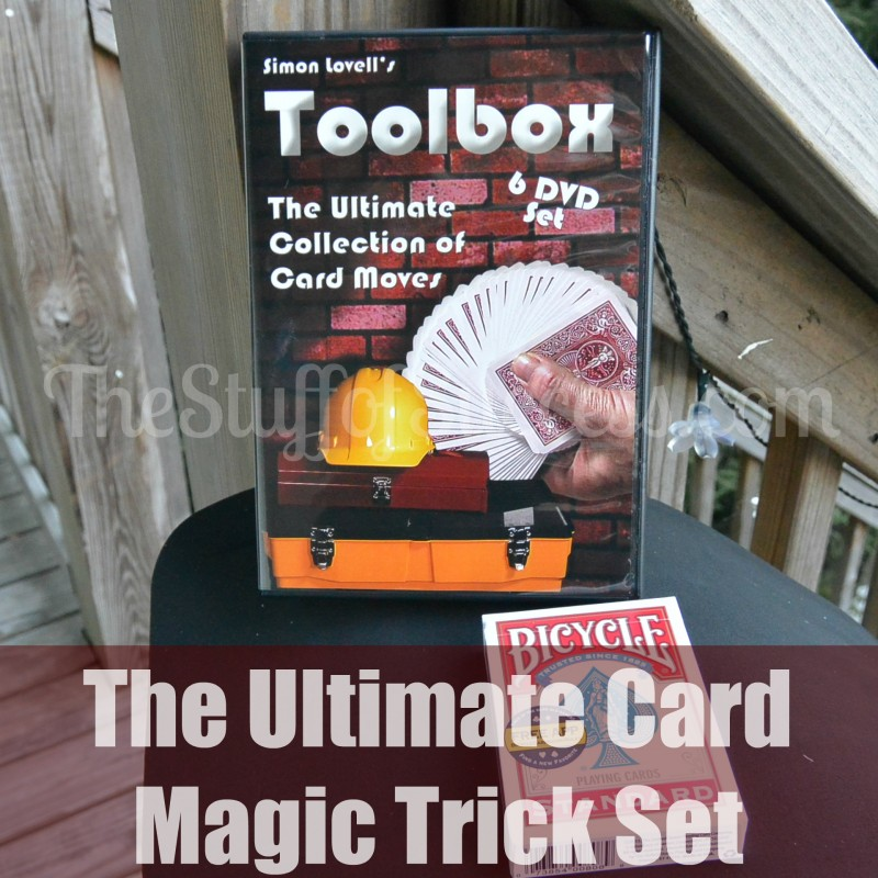 The Ultimate Card Magic Trick Set