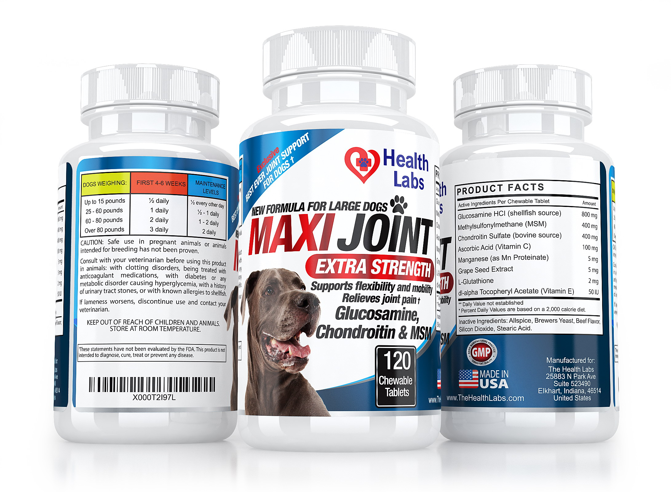 Can Dogs Take Chondroitin