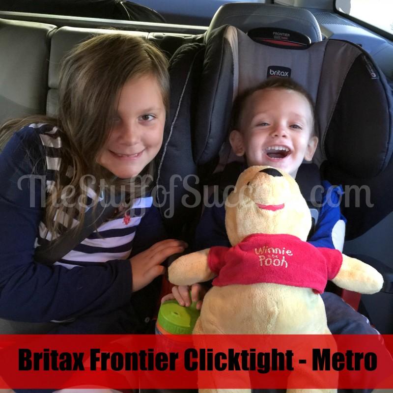Britax Frontier Clicktight Metro