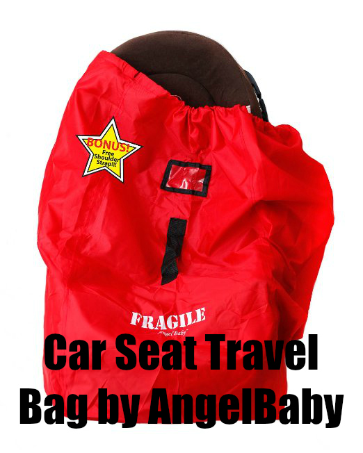 Car Seat Travel Bag by AngelBaby