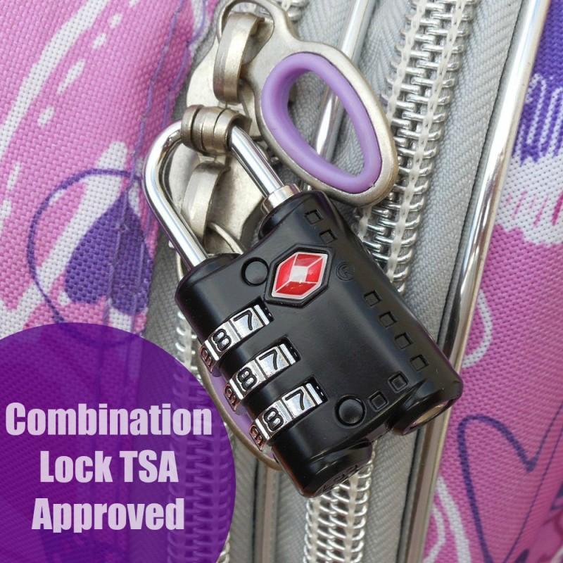 Combination Lock TSA Approved