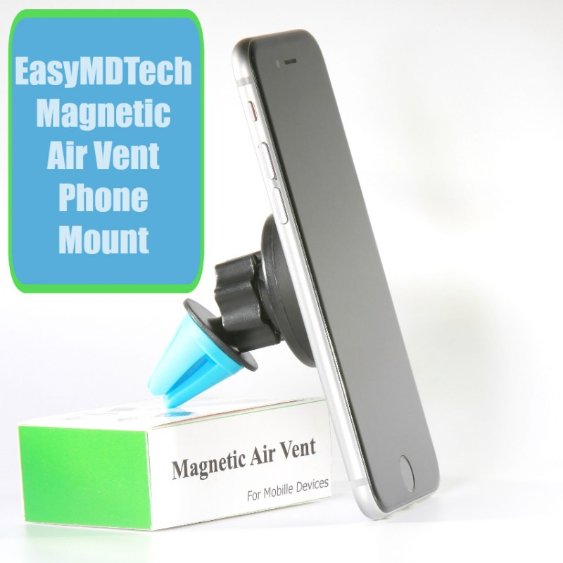 EasyMDTech Magnetic Air Vent Phone Mount