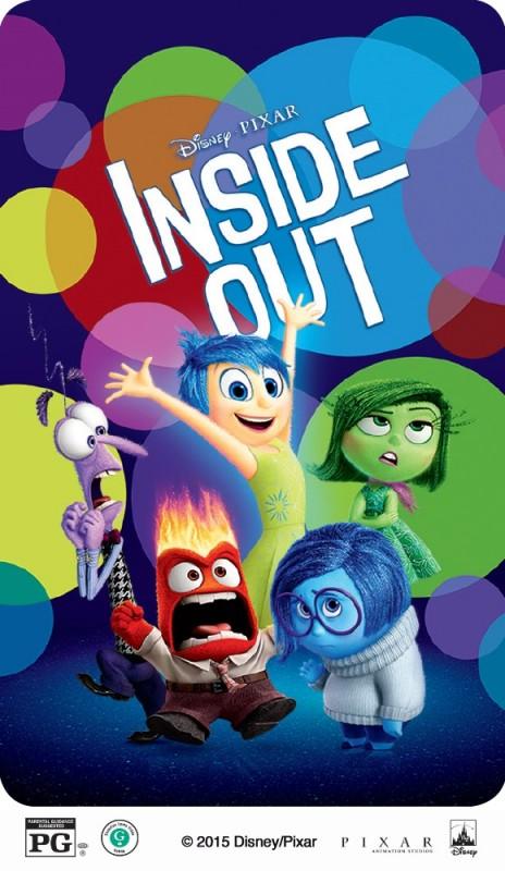 Disney-Pixar INSIDE OUT @PixarInsideOut #DisneyPixar #InsideOut Giveaway