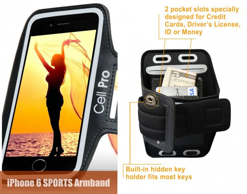 IPhone 6 SPORTS Armband
