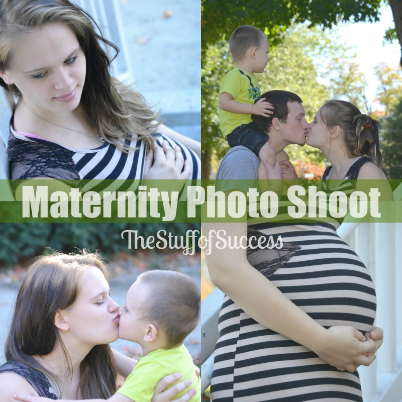 Maternity Photo Shoot The Stuff of Success