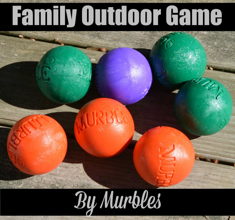 Murbles Family Outdoor Game