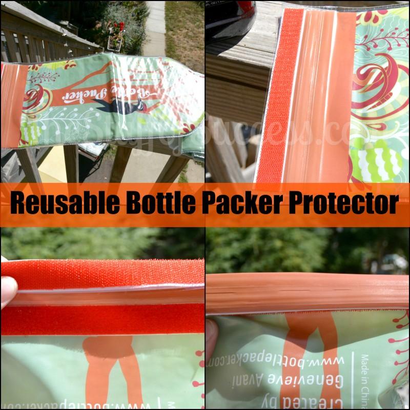 Reusable Bottle Packer
