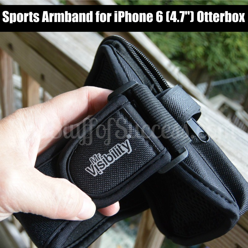 Sports Armband for iPhone 6 (4.7) Otterbox