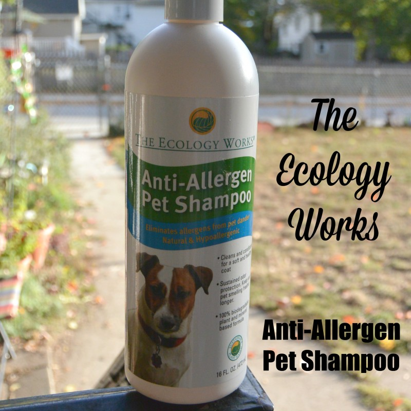 The Ecology Works Anti-Allergen Pet Shampoo