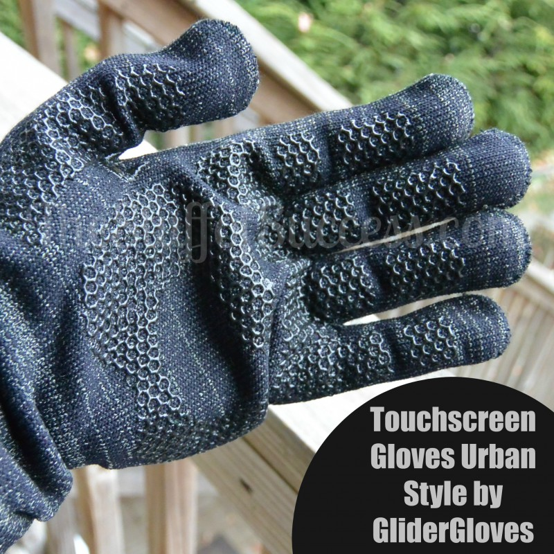 Touchscreen Gloves Urban Style by GliderGloves