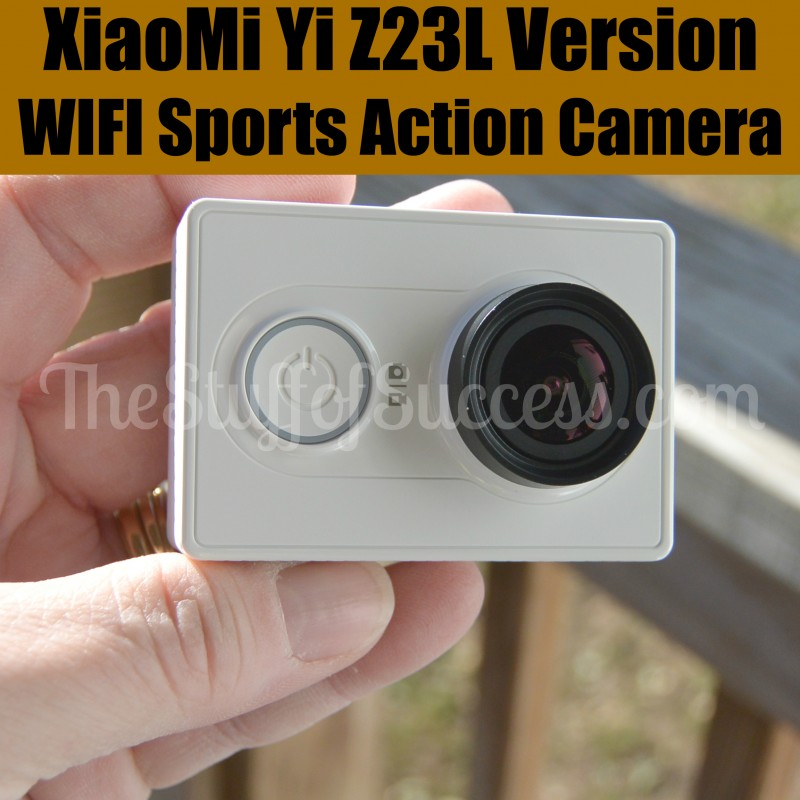 XiaoMi Yi Z23L Version WIFI Sports Action Camera