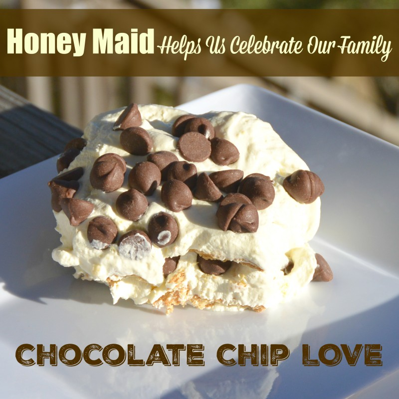 Honey Maid Helps Us Celebrate Our Family With Chocolate Chip Love