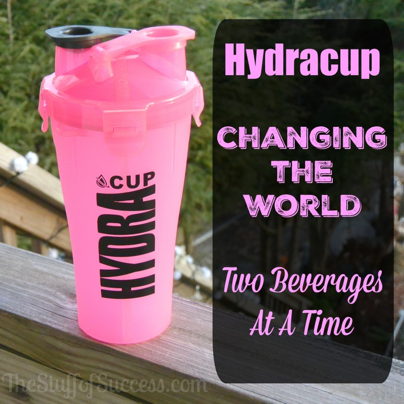 Hydracup Changing The World Two Beverages At A Time