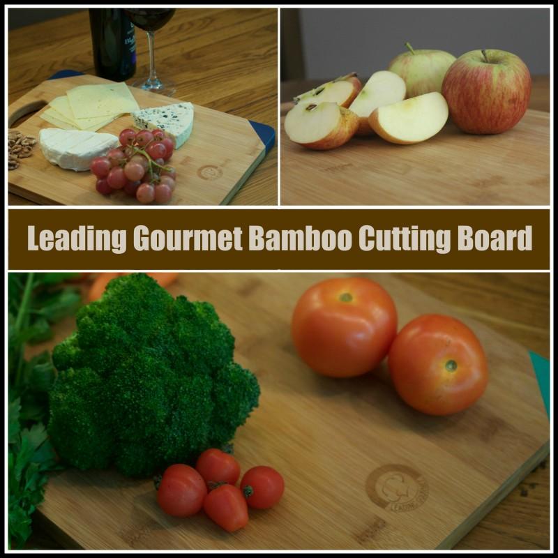 Leading Gourmet Bamboo Cutting Board