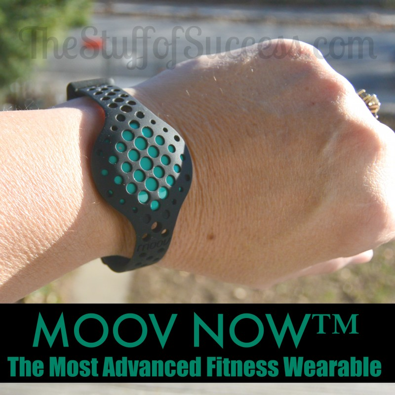 MOOV NOW™ - The Most Advanced Fitness Wearable