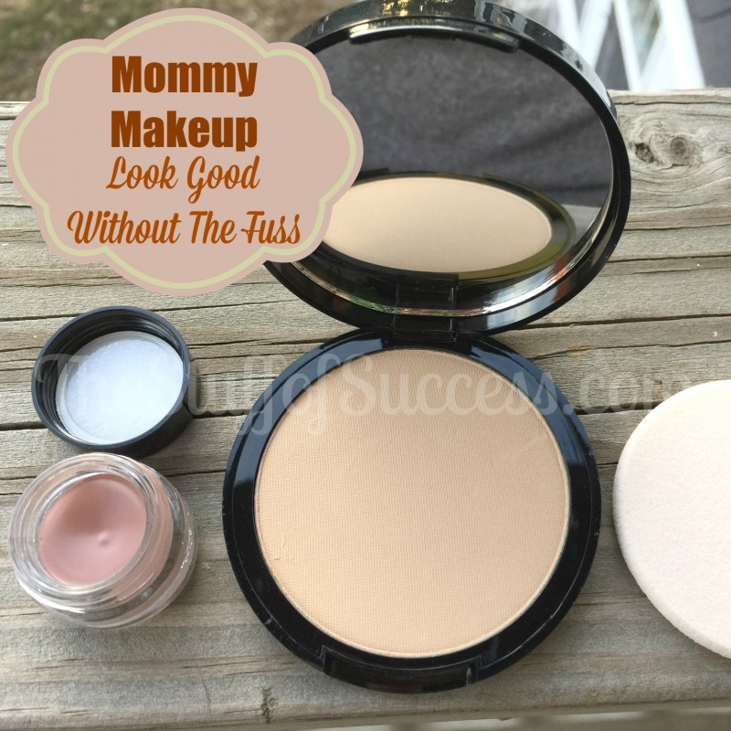 Mommy Makeup Look Good Without The Fuss