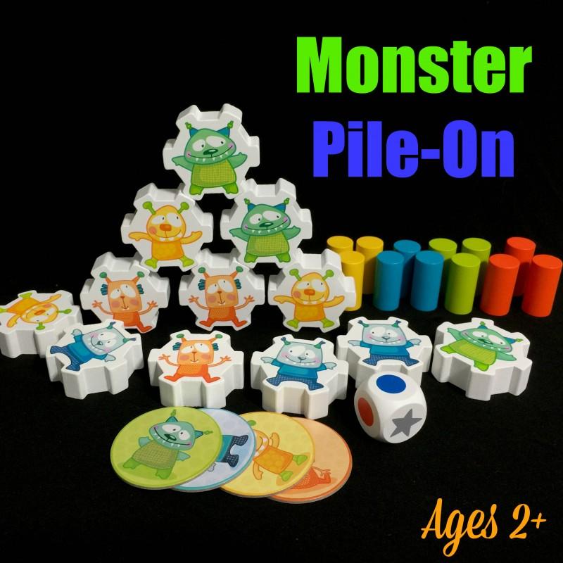 Monster Pile-On